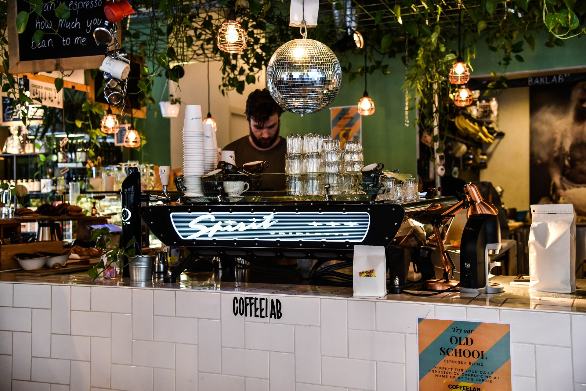 Coffeelab UC in Eindhoven
