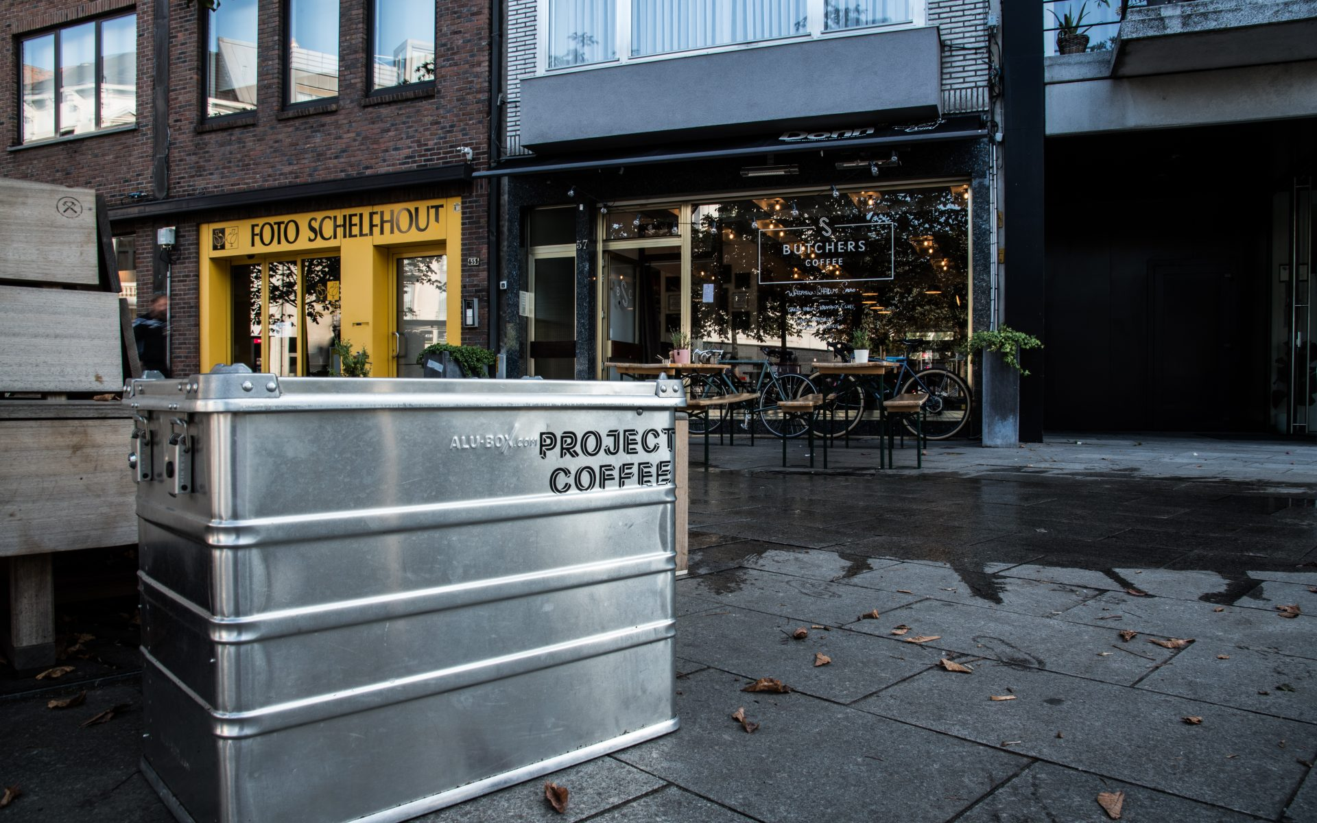 Butchers Coffee Antwerpen