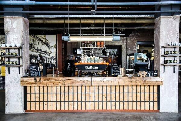 DaSilva Espressobar & Stadskoffiebranderij 's-Hertogenbosch