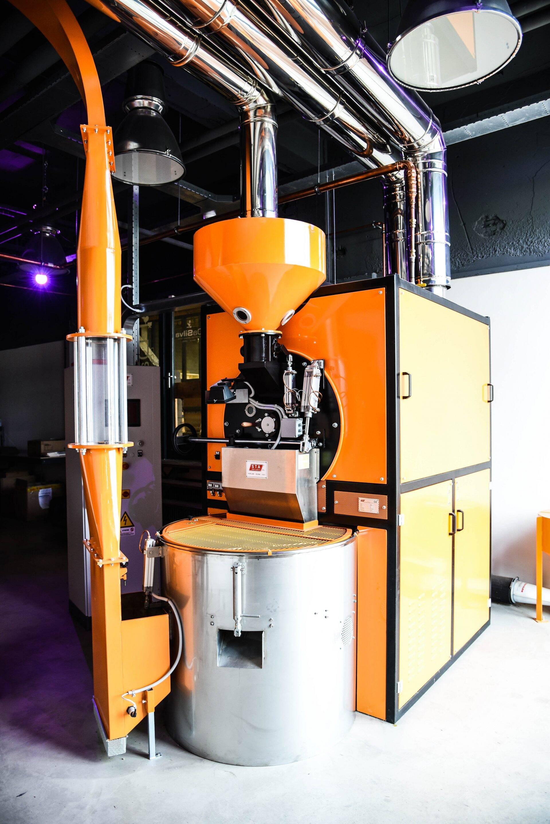 DaSilva Espressobar & Stadskoffiebranderij in 's-Hertogenbosch