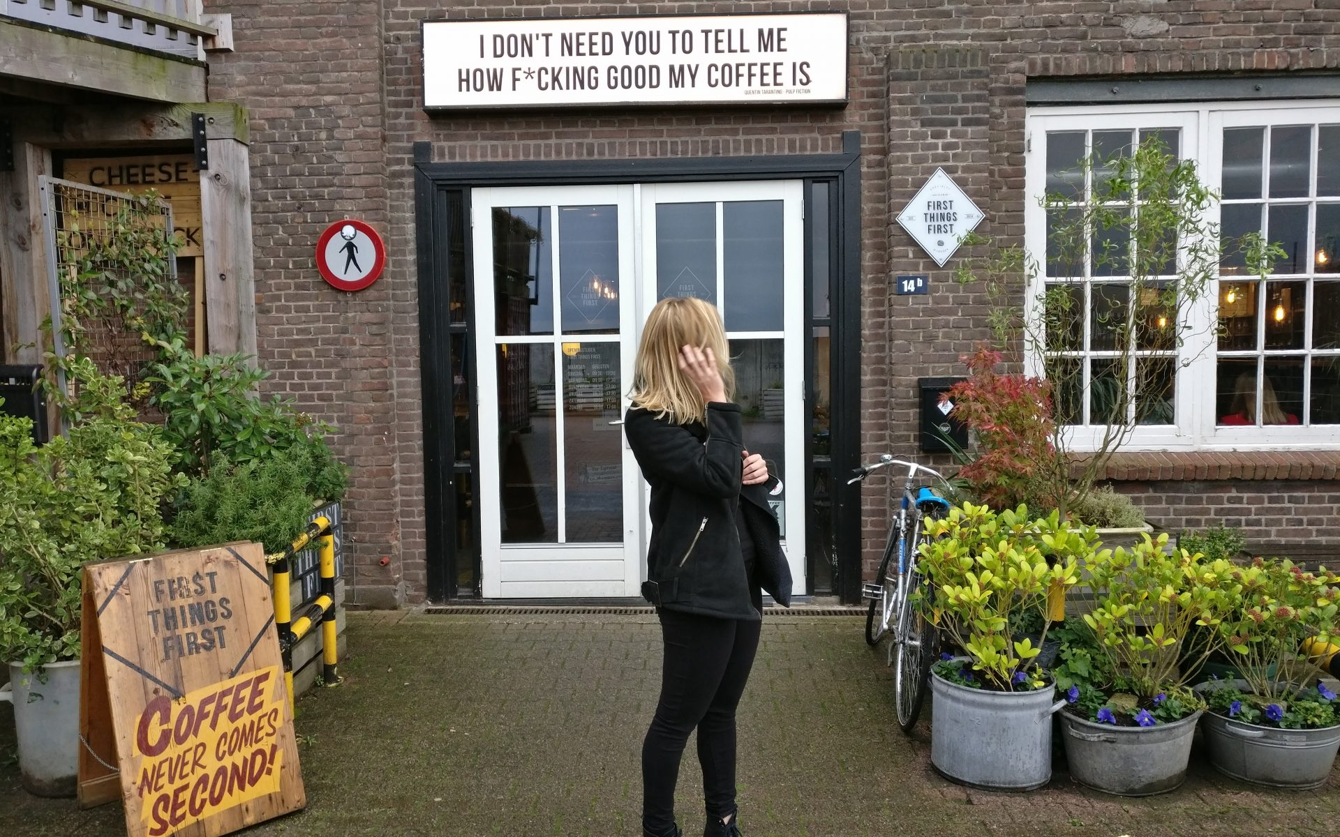 First Things First Nijmegen