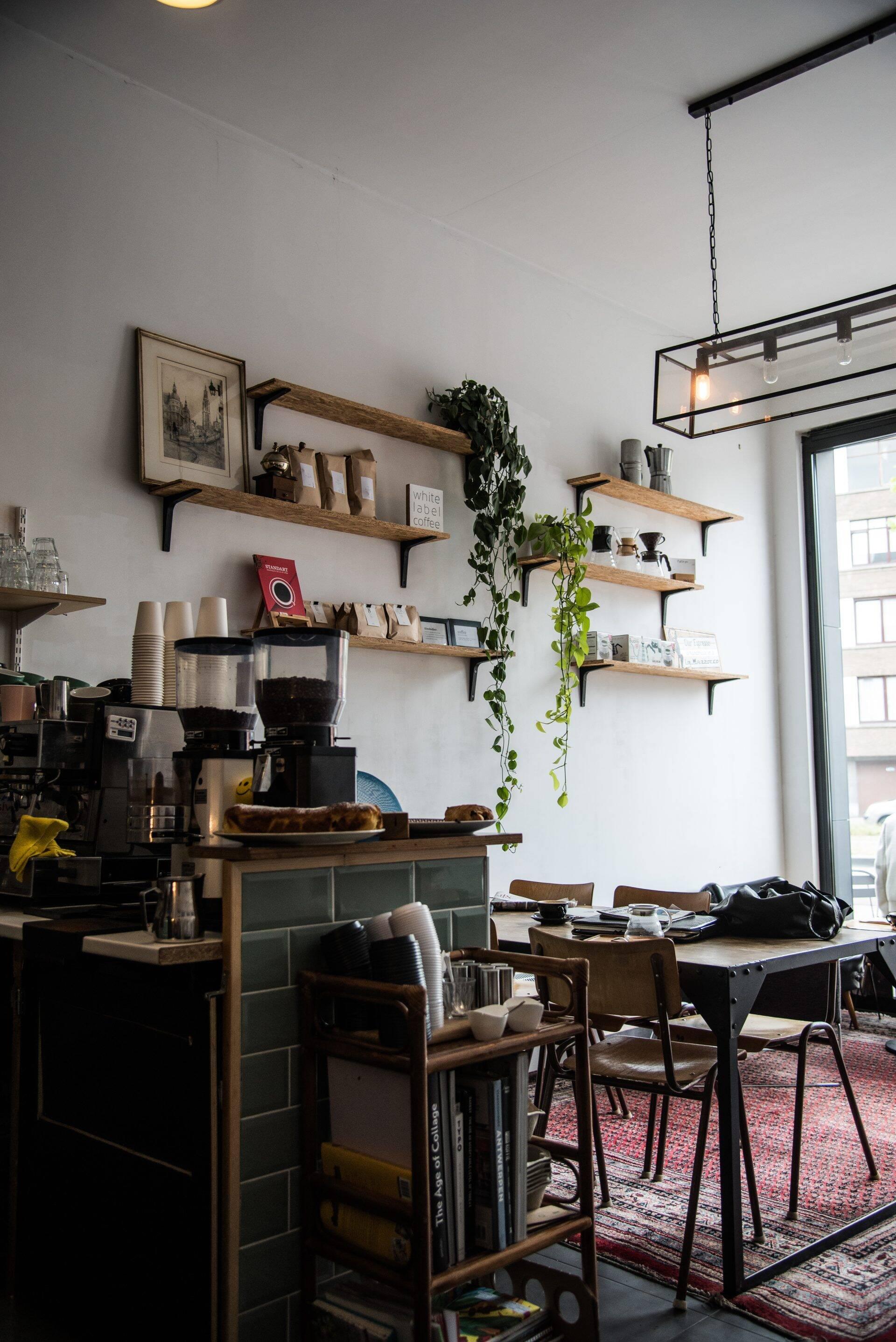 Georges espressobar in Antwerpen