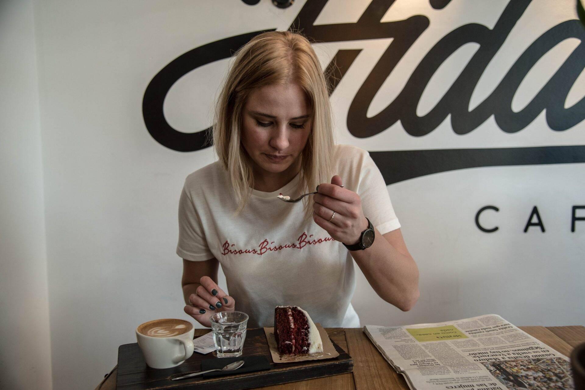 Hidden Cafe Barcelona in Barcelona