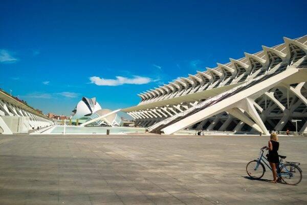 Koffie in Valencia