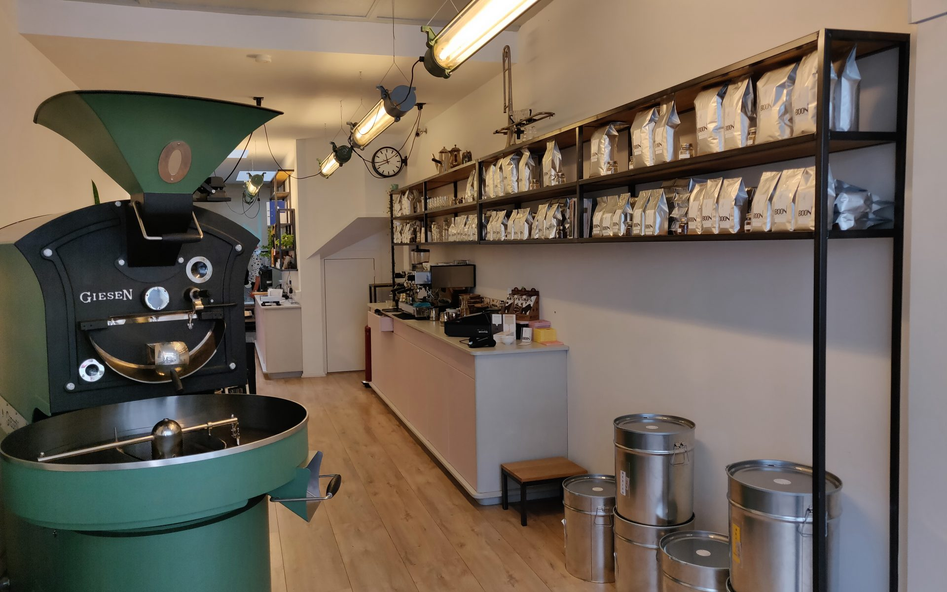 Koffiebranderij BOON Den Haag