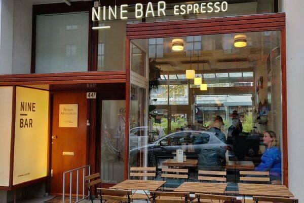 Nine Bar Rotterdam