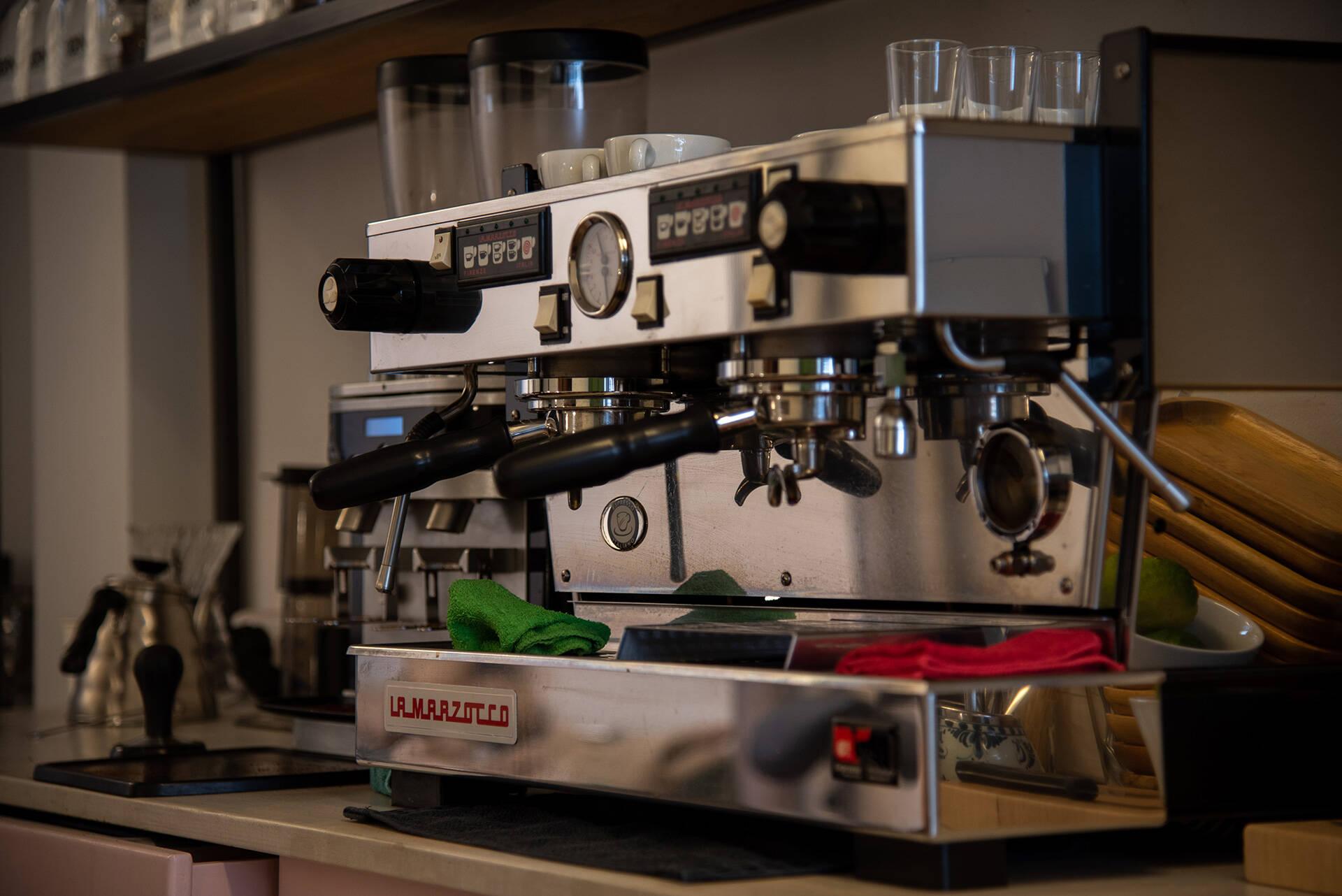 Koffiebranderij BOON in Den Haag