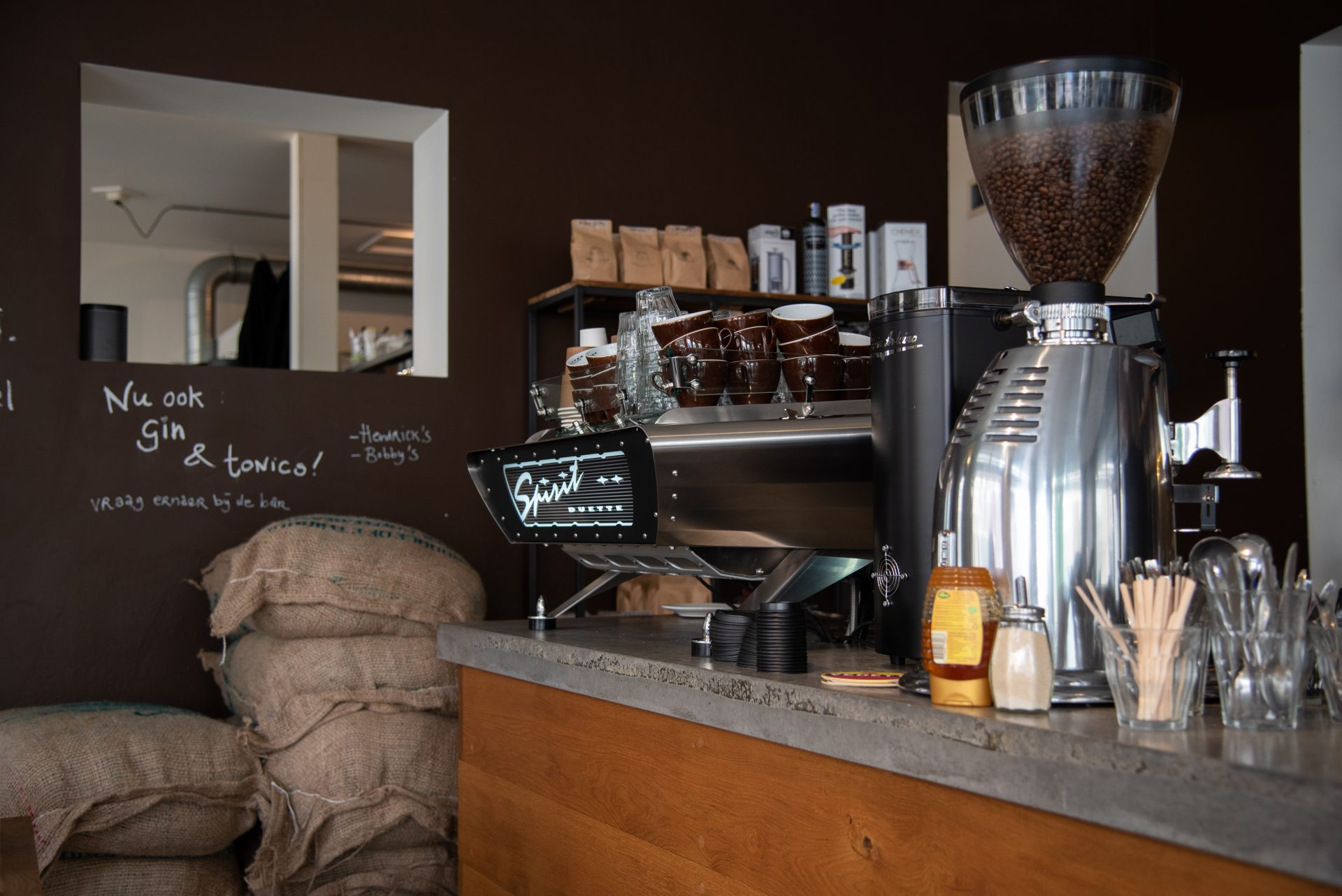 Hopper Coffee (Noord) in Rotterdam
