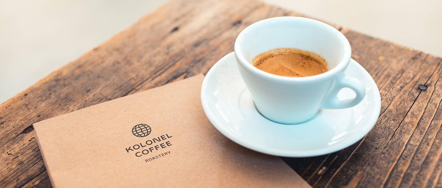 Kolonel Coffee Antwerpen