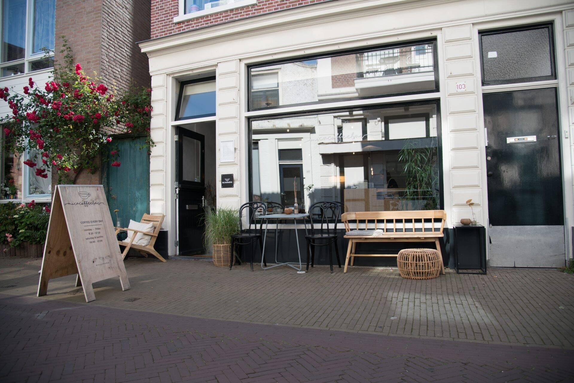 Mica Coffee Bar in Haarlem