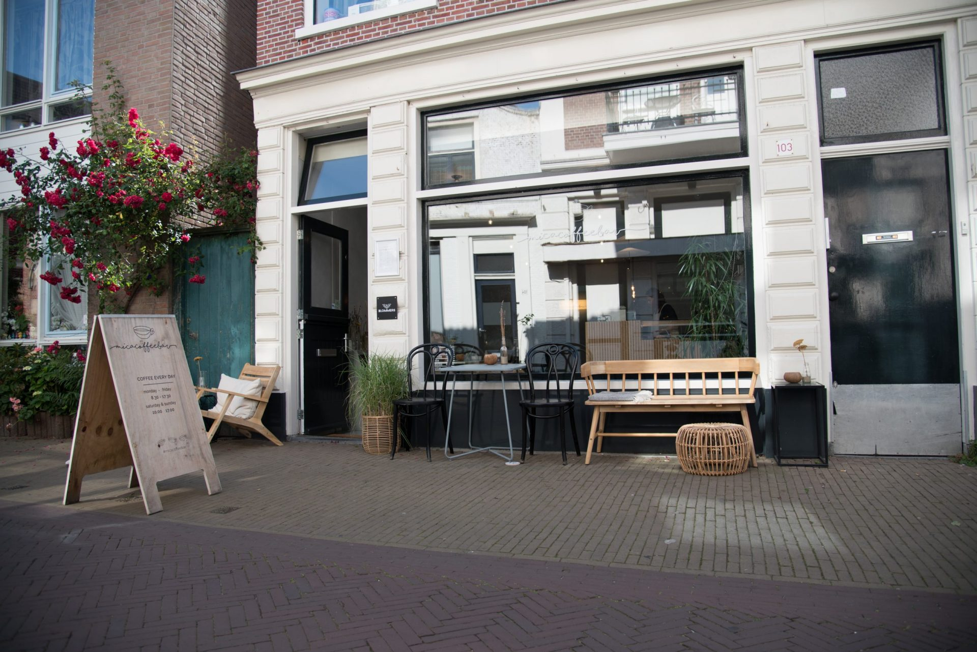 Mica Coffee Bar in Haarlem
