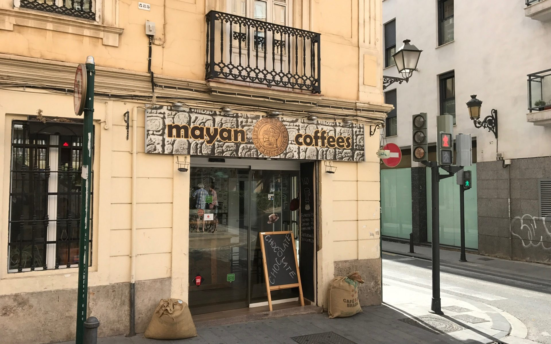 Mayan Coffees Valencia