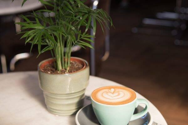 Filament Coffee Edinburgh