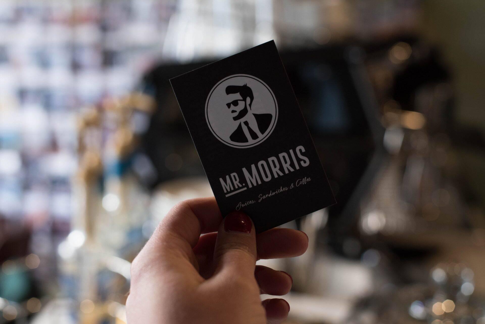 Mr. Morris in Tilburg