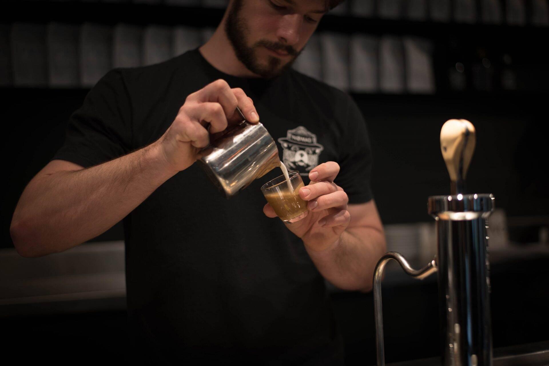 Nømad Coffee Lab & Shop in Barcelona