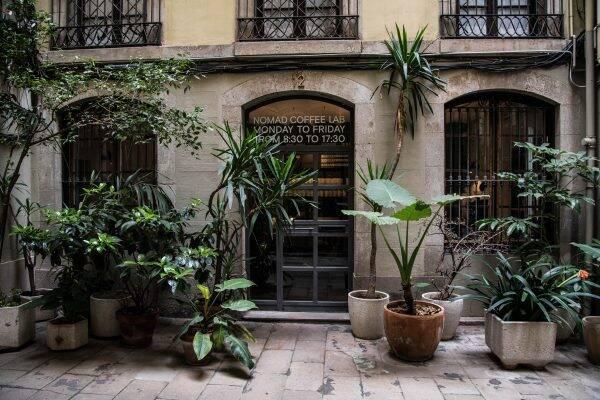 Nømad Coffee Lab & Shop Barcelona