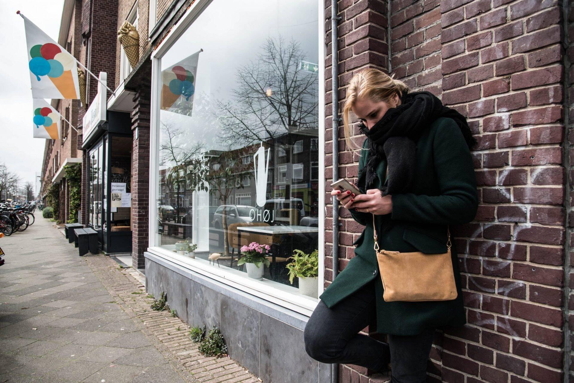 Ohøj Coffee Roasting in Utrecht