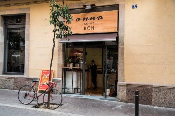 Onna Cafe Barcelona