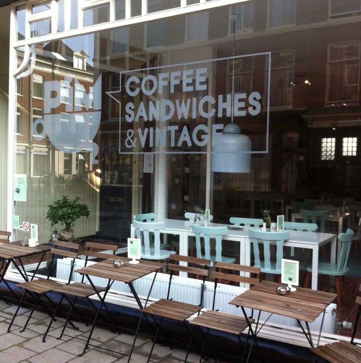 Pim Coffee Sandwiches & Vintage Den Haag