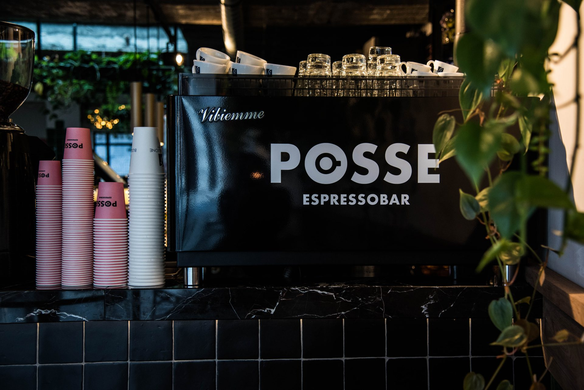 Posse Espressobar in Arnhem