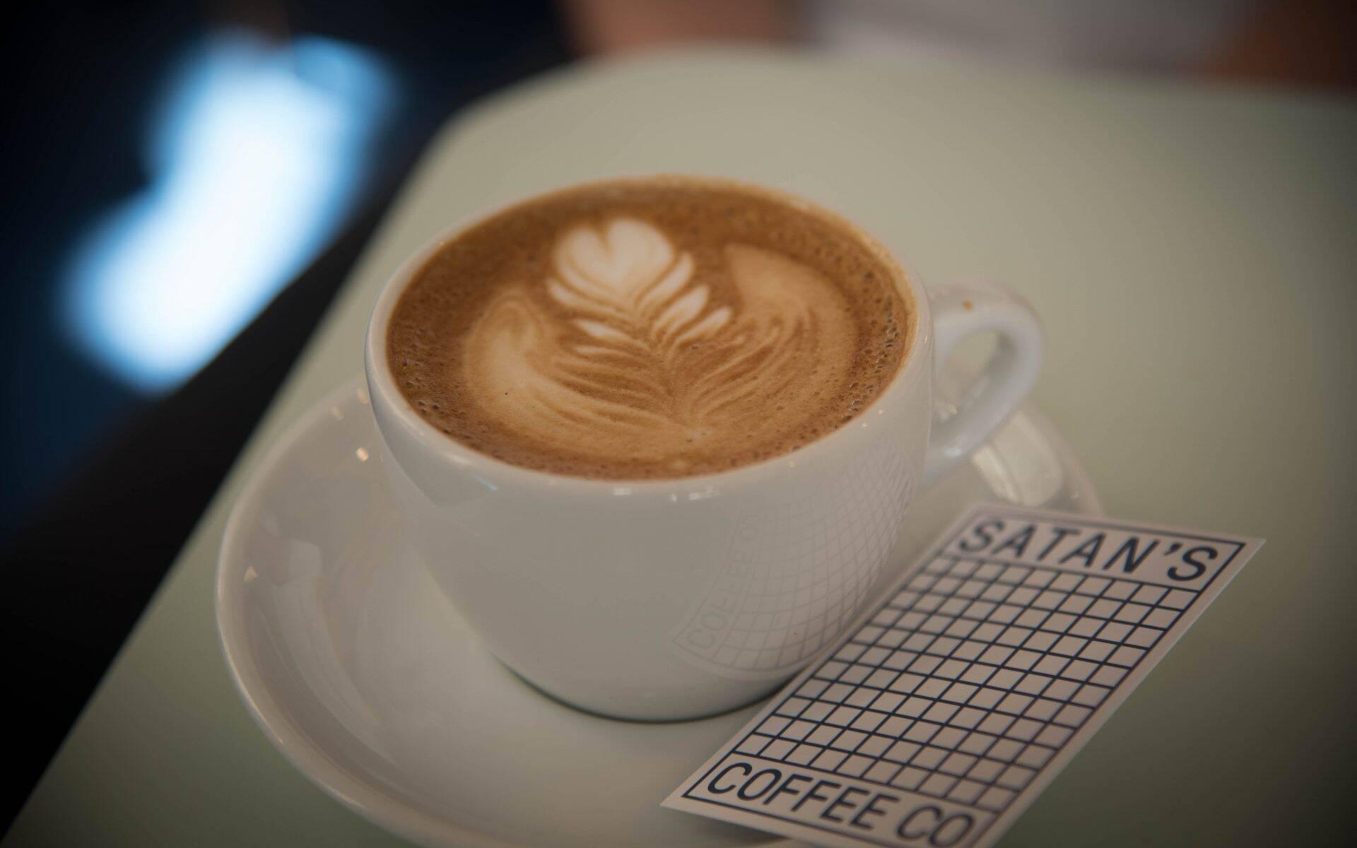 Satan's Coffee Corner