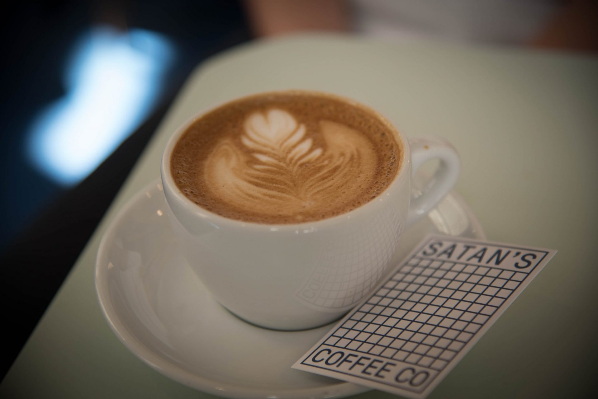 Satan´s Coffee Co. in Barcelona