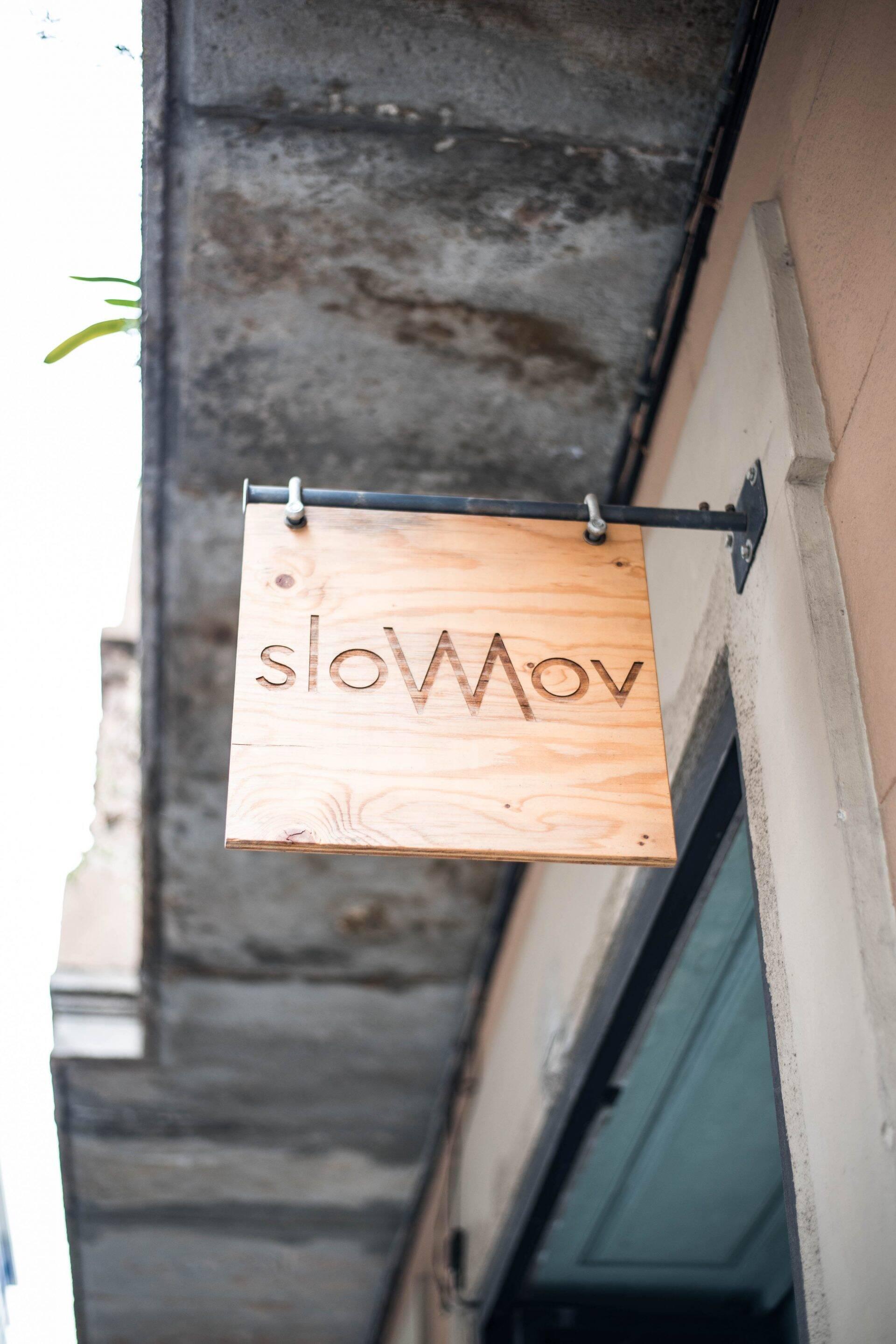 SlowMov in Barcelona