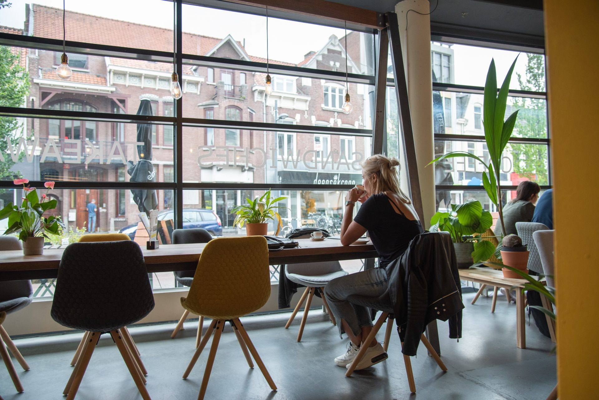Yellow Monkey Coffee in Eindhoven