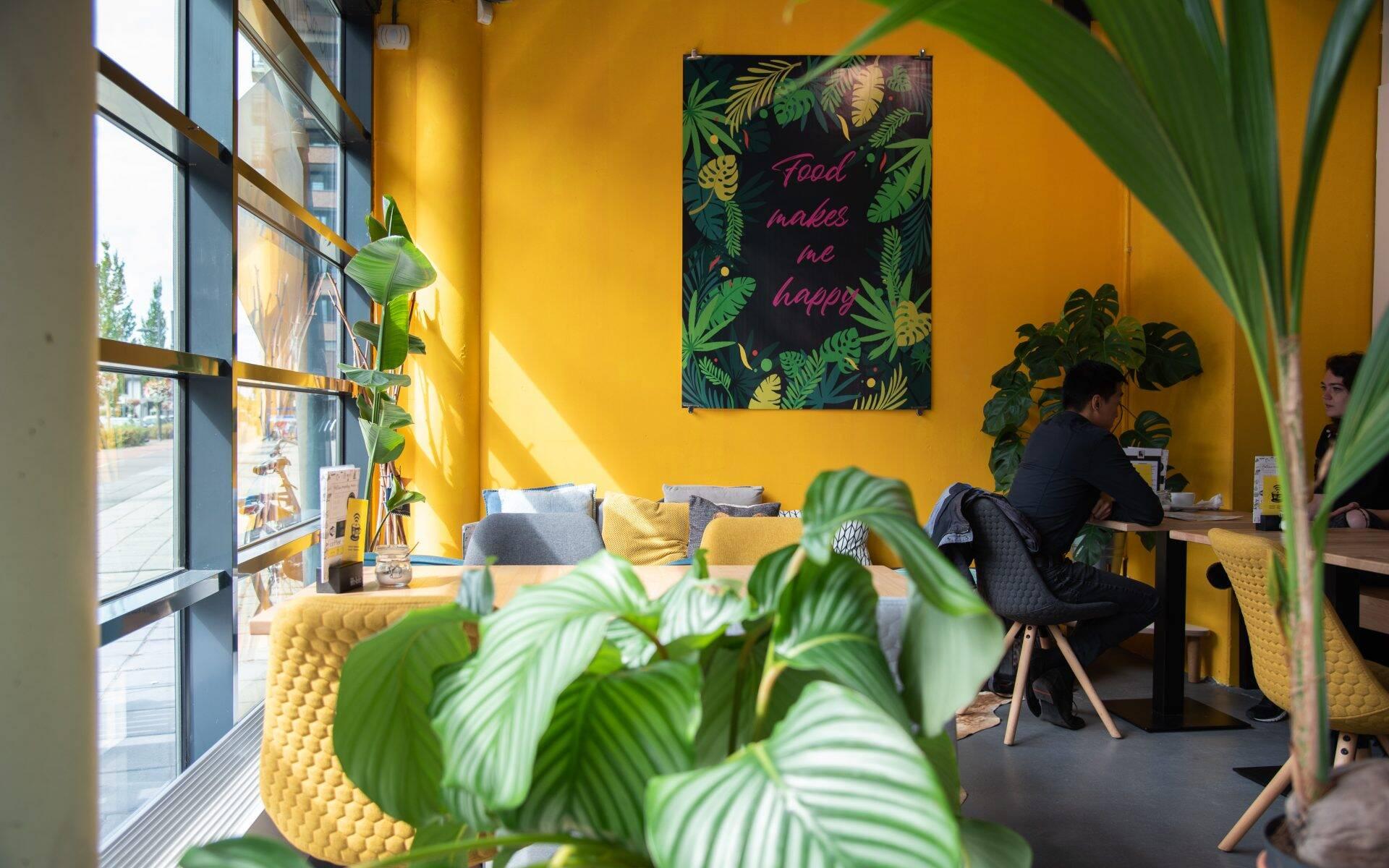 Yellow Monkey Coffee Eindhoven
