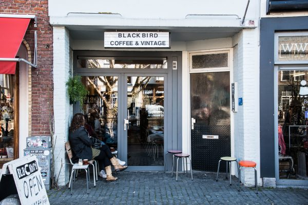 Blackbird coffee & vintage Utrecht