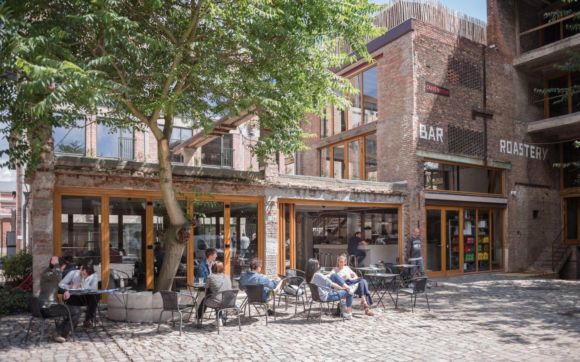 Caffènation Specialty Coffee Roastery Antwerpen