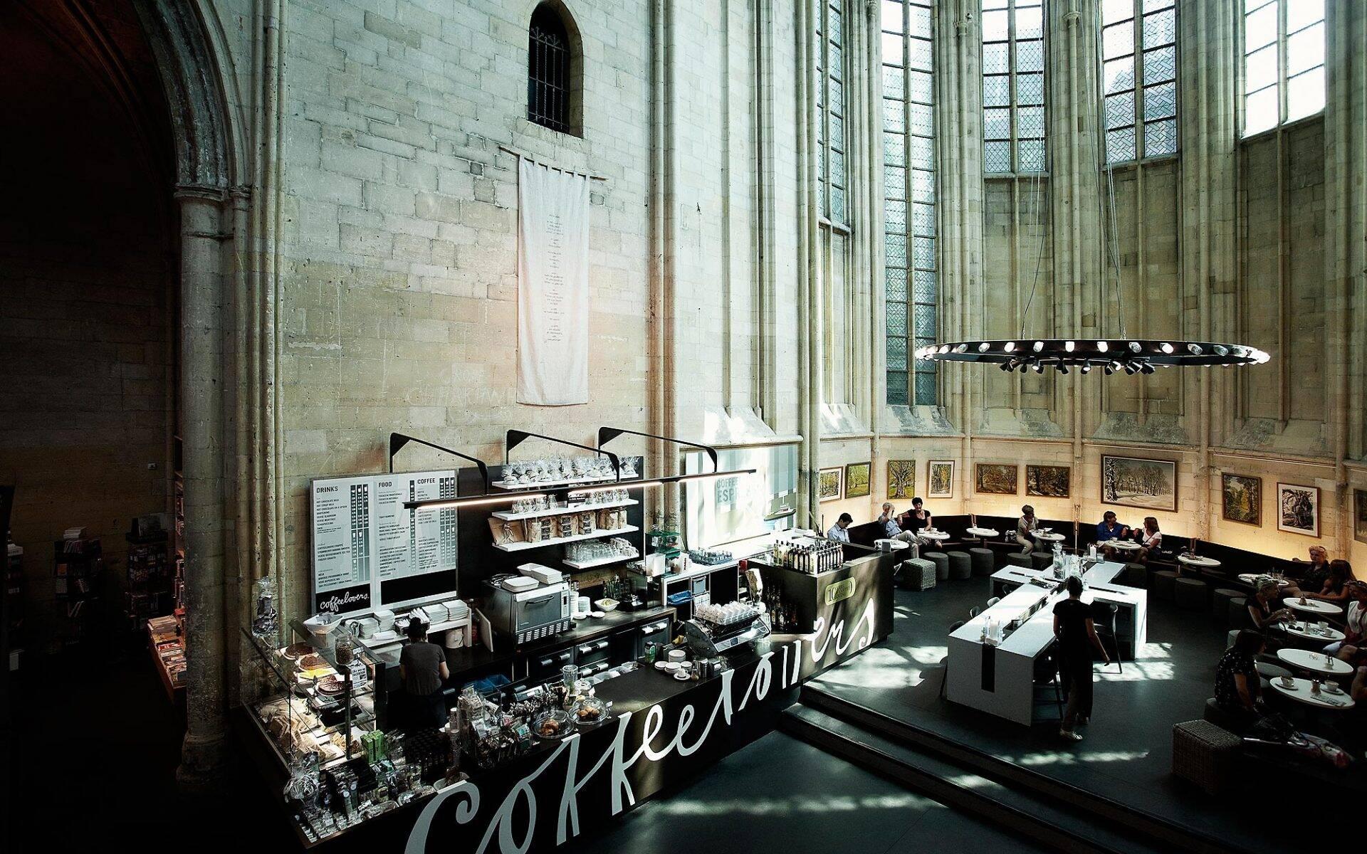 Coffeelovers Dominicanen Maastricht