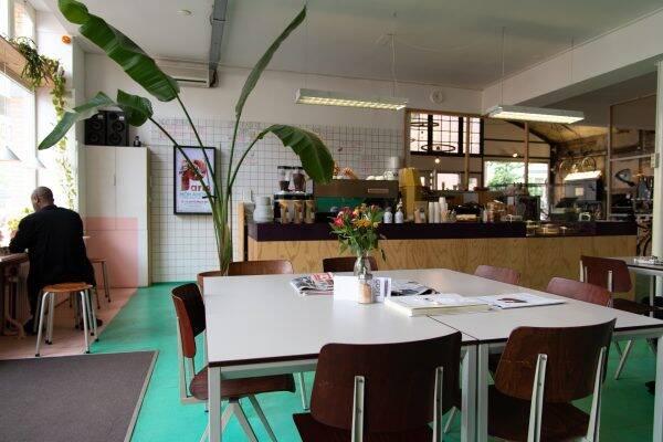 COPPI koffie & fietsen Rotterdam