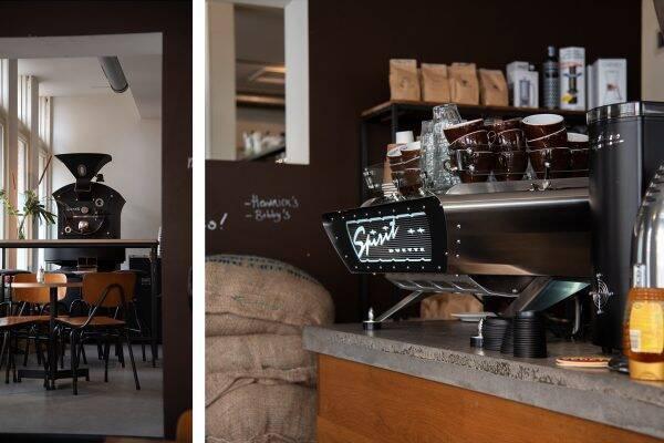 Hopper Coffee (Noord) Rotterdam