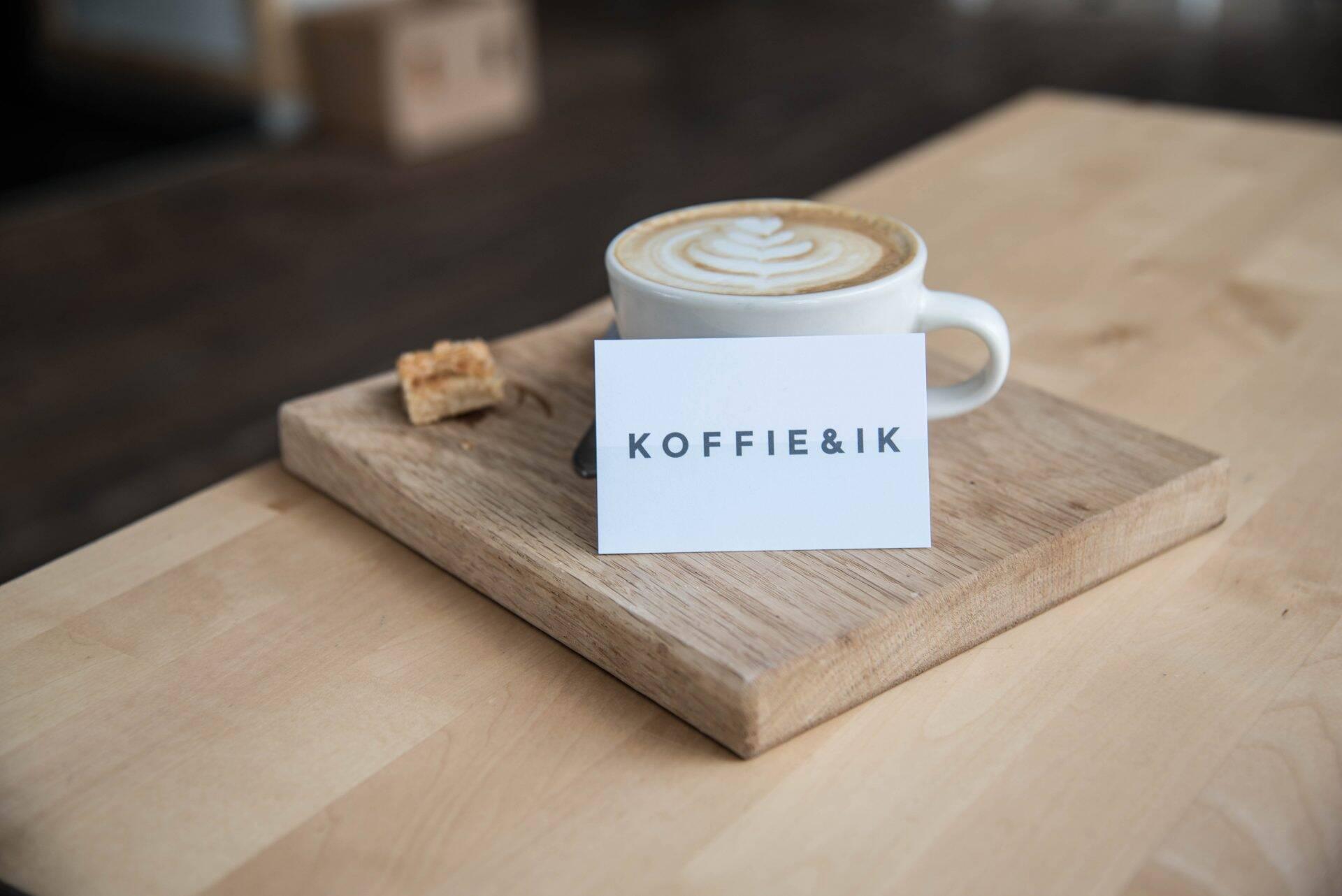 Koffie & Ik in Utrecht