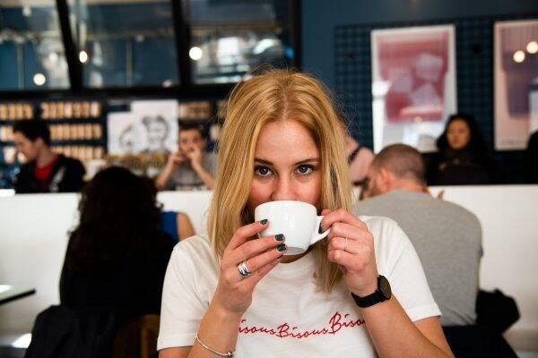 Koffie in Barcelona