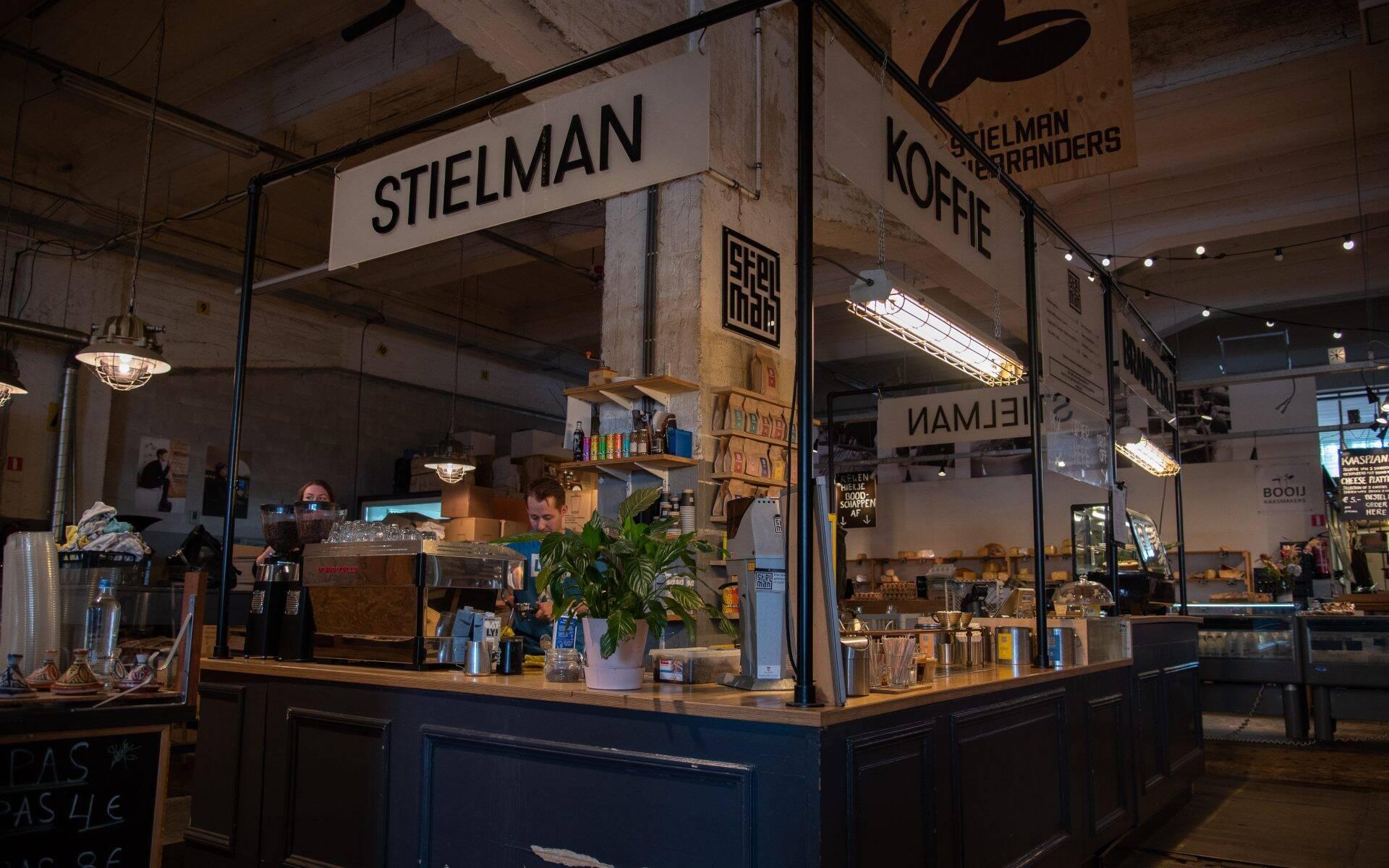 Stielman Koffiebranders Rotterdam