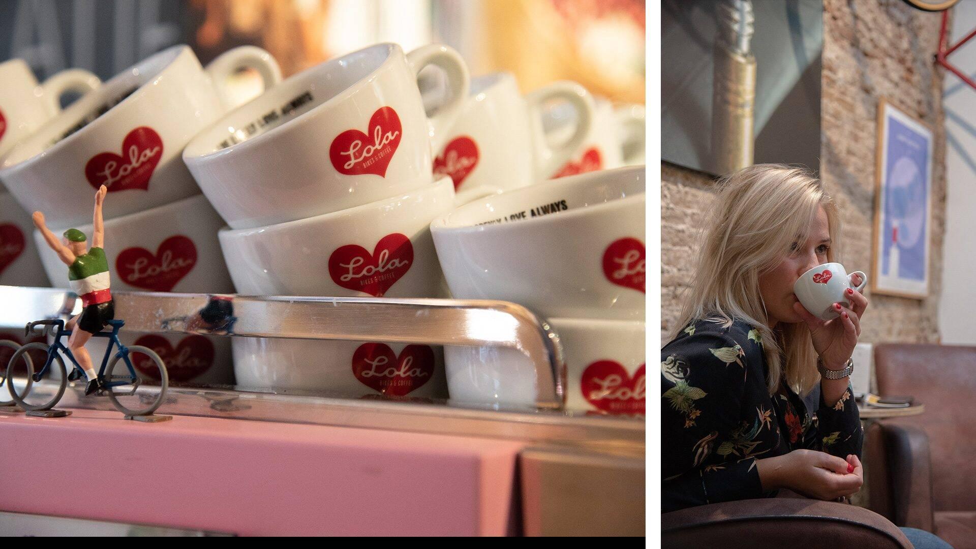 Lola Bikes & Coffee Den Haag