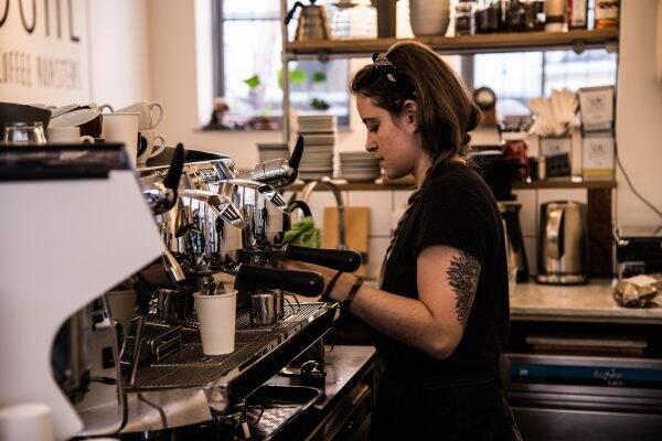 30 ML Coffee Roasters Zadelstraat Utrecht