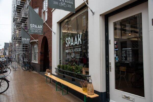 Spaak Koffie en Koers Groningen