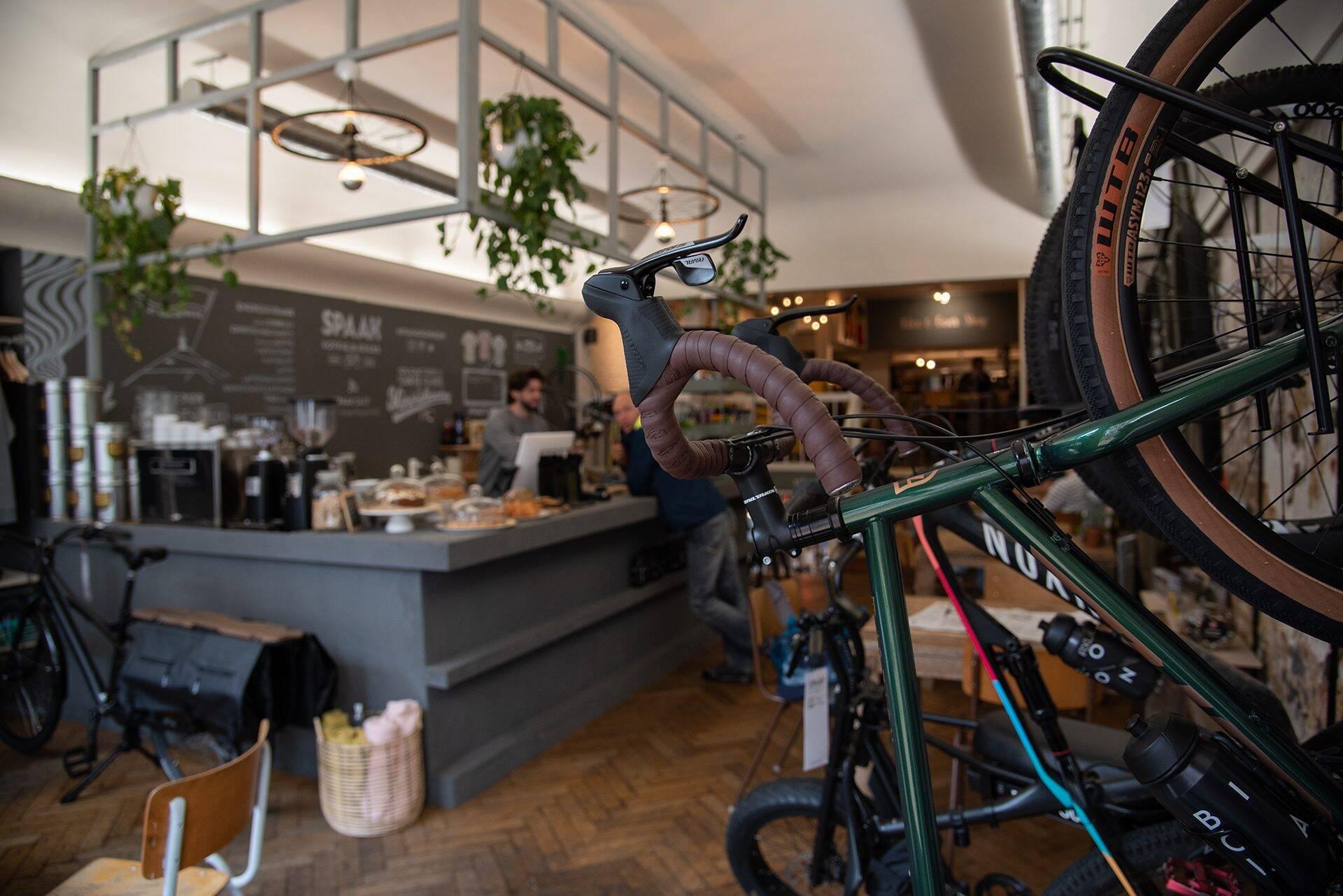 Spaak Koffie en Koers in Groningen