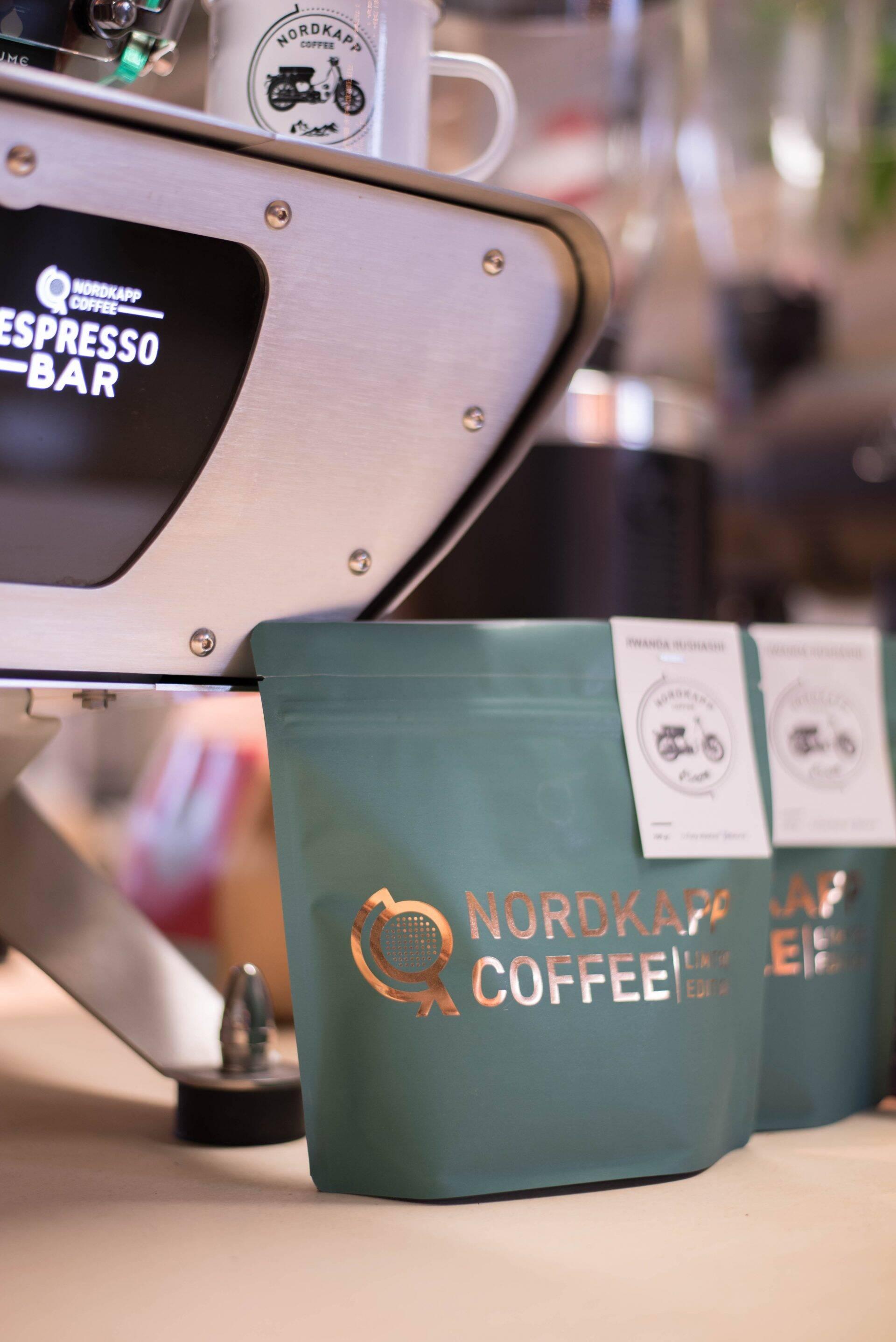 Nordkapp Coffee in Utrecht