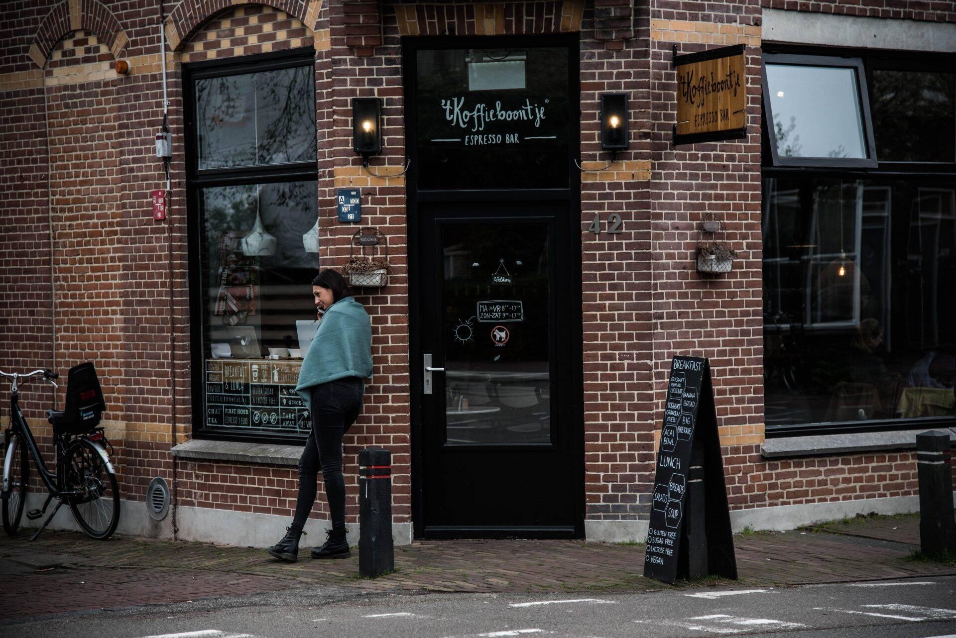 't Koffieboontje II in Utrecht