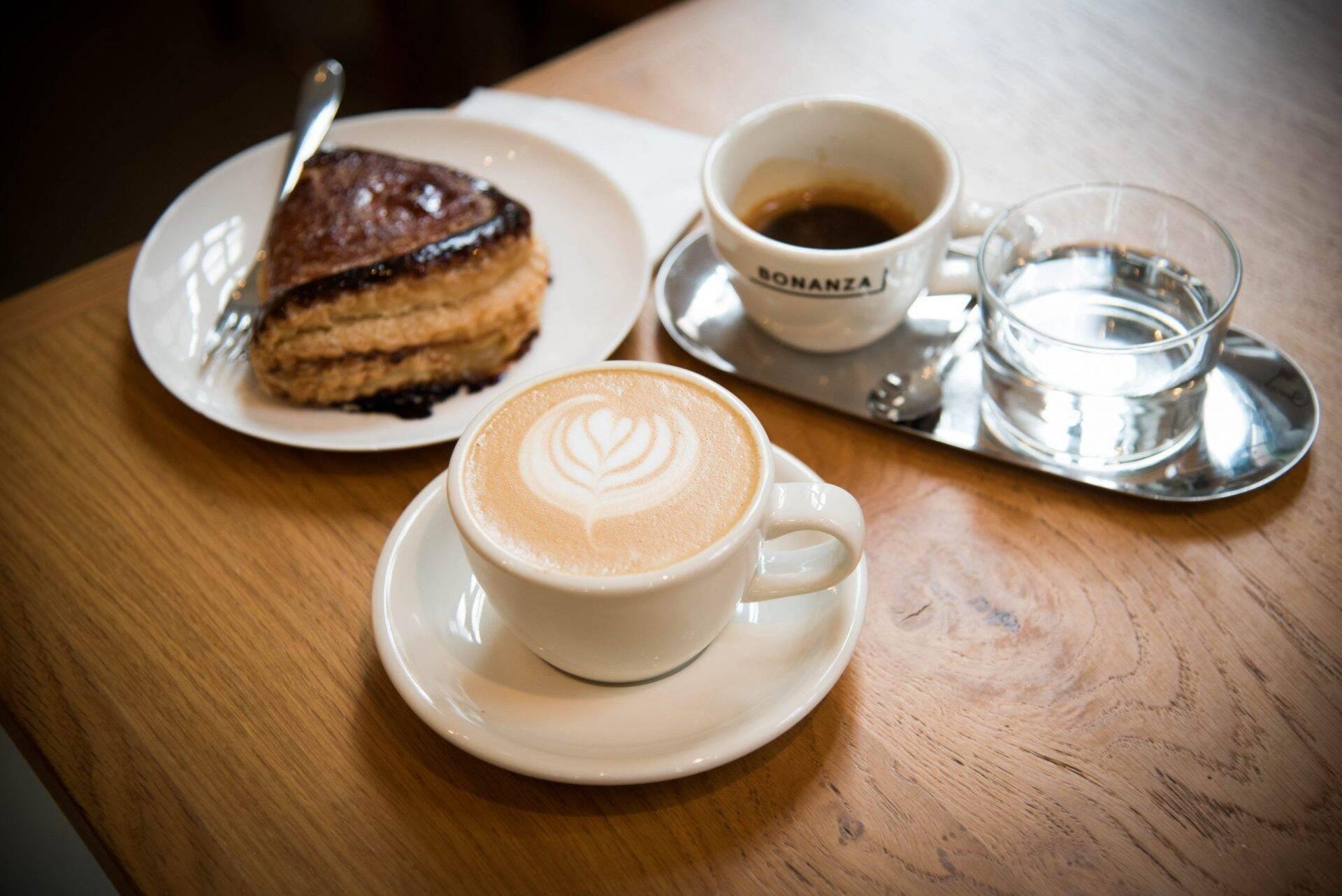 Bonanza Coffee Roastery in Berlijn