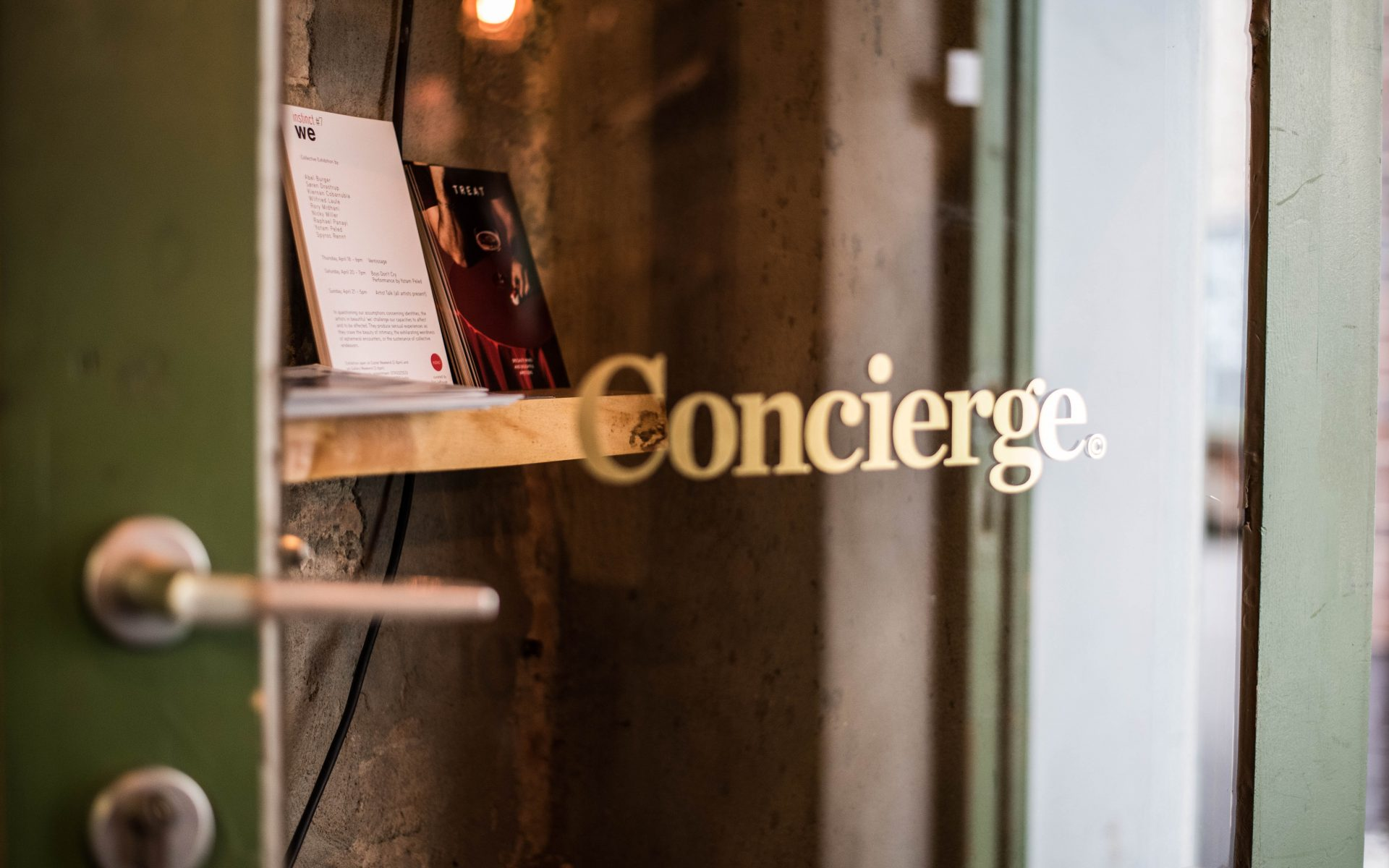 Concierge Coffee Berlijn