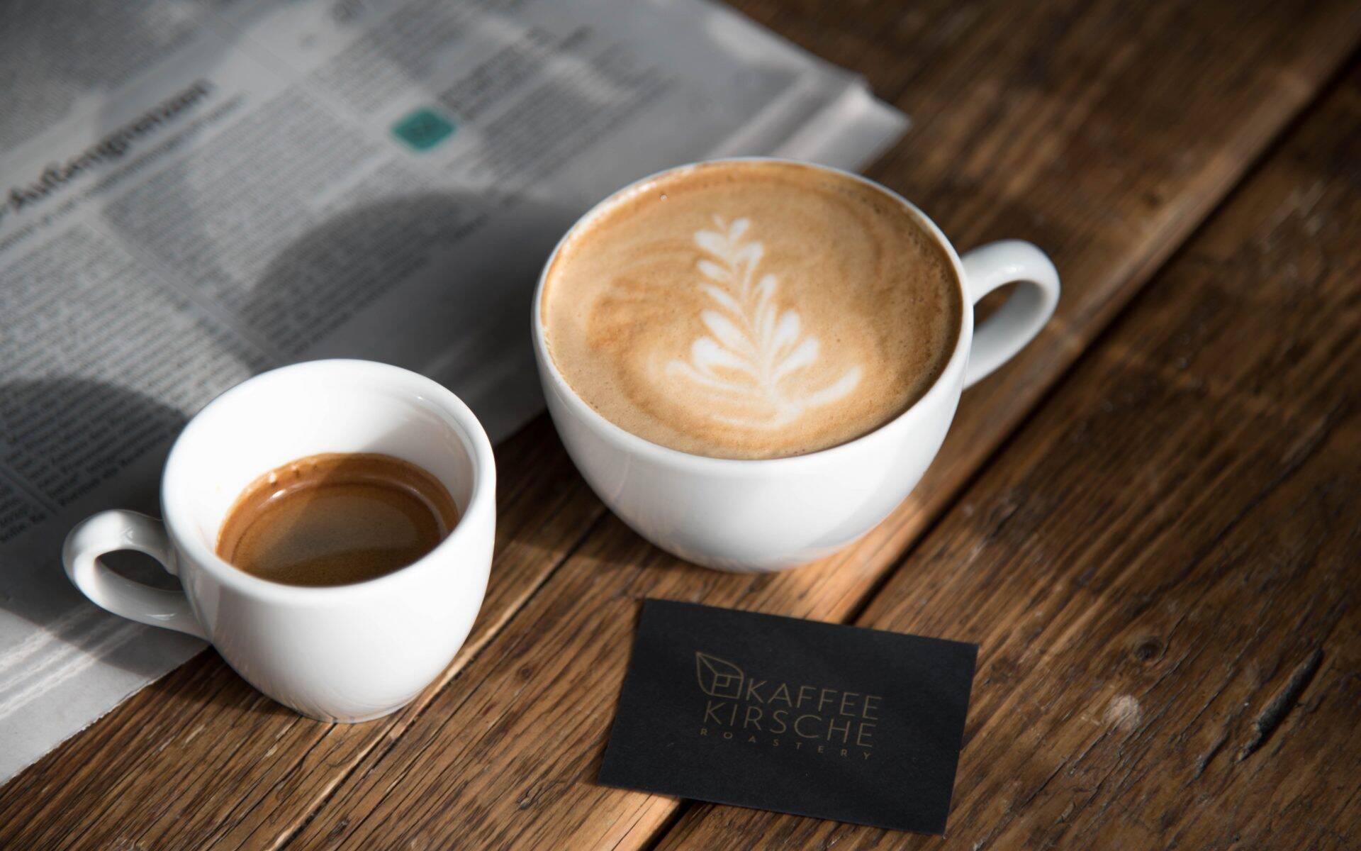 Kaffeekirsche Roastery Berlijn