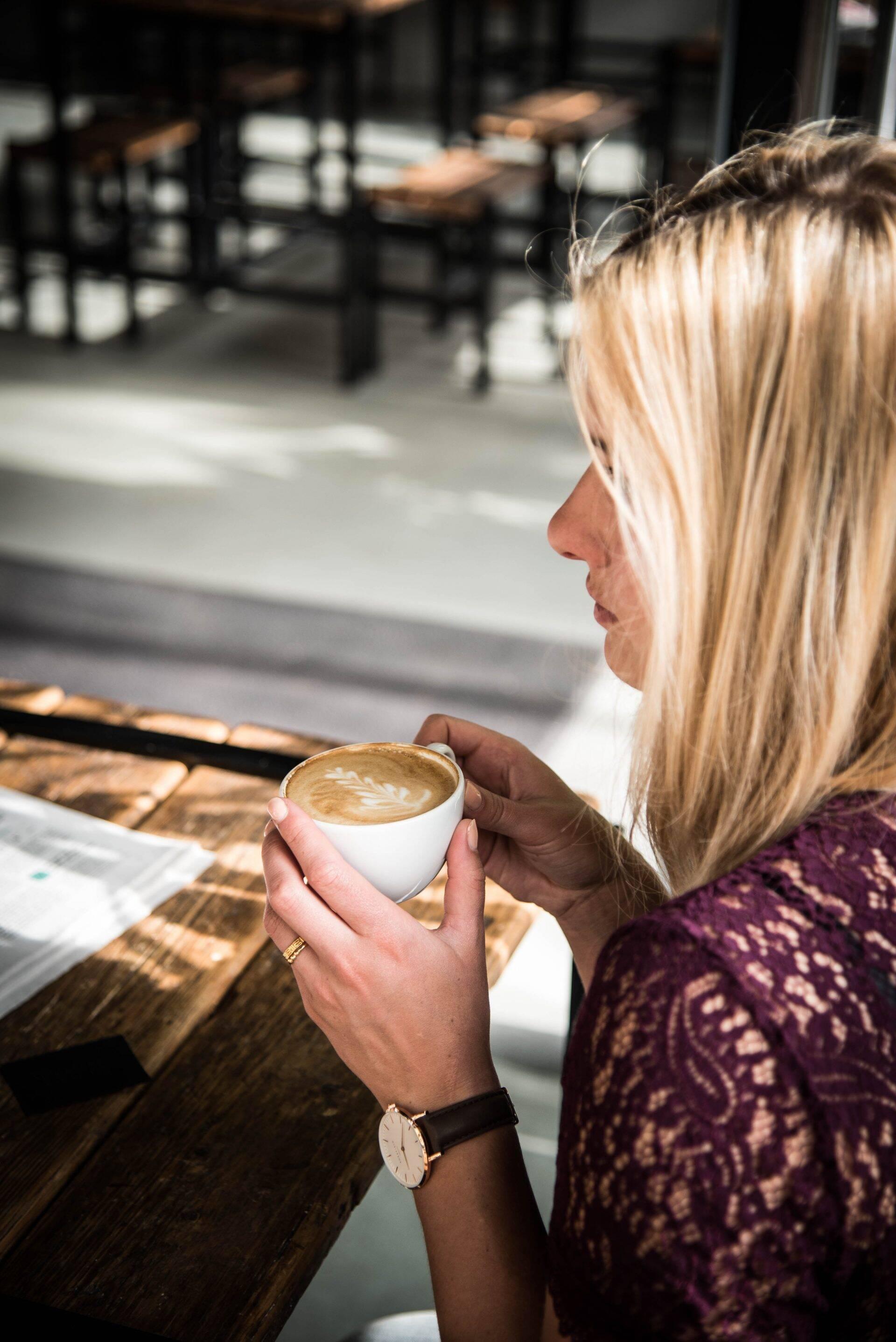Kaffeekirsche Roastery in Berlijn