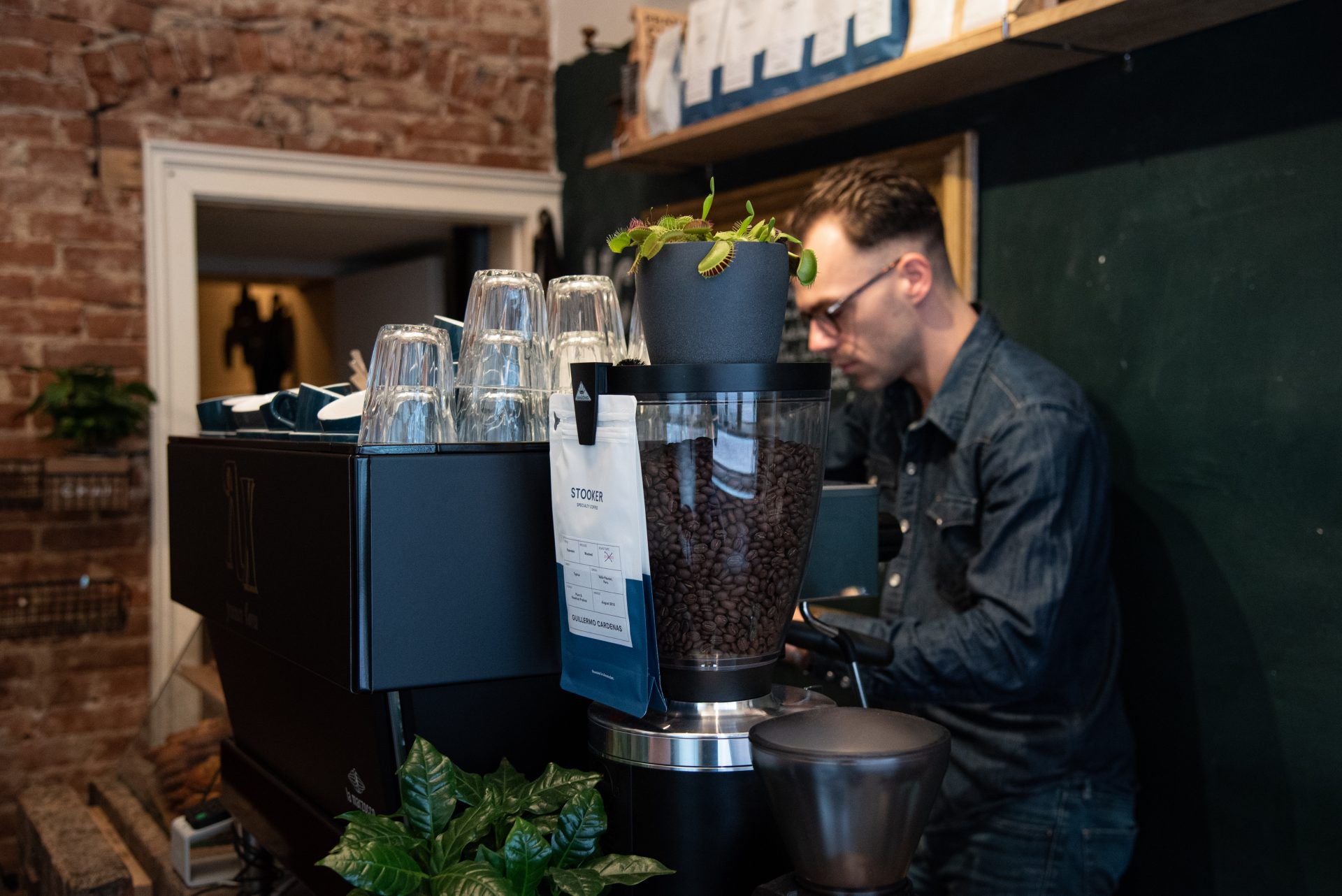 Ax Specialty Coffee Haarlem