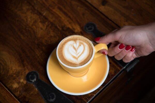 Fleur's koffie Den Haag