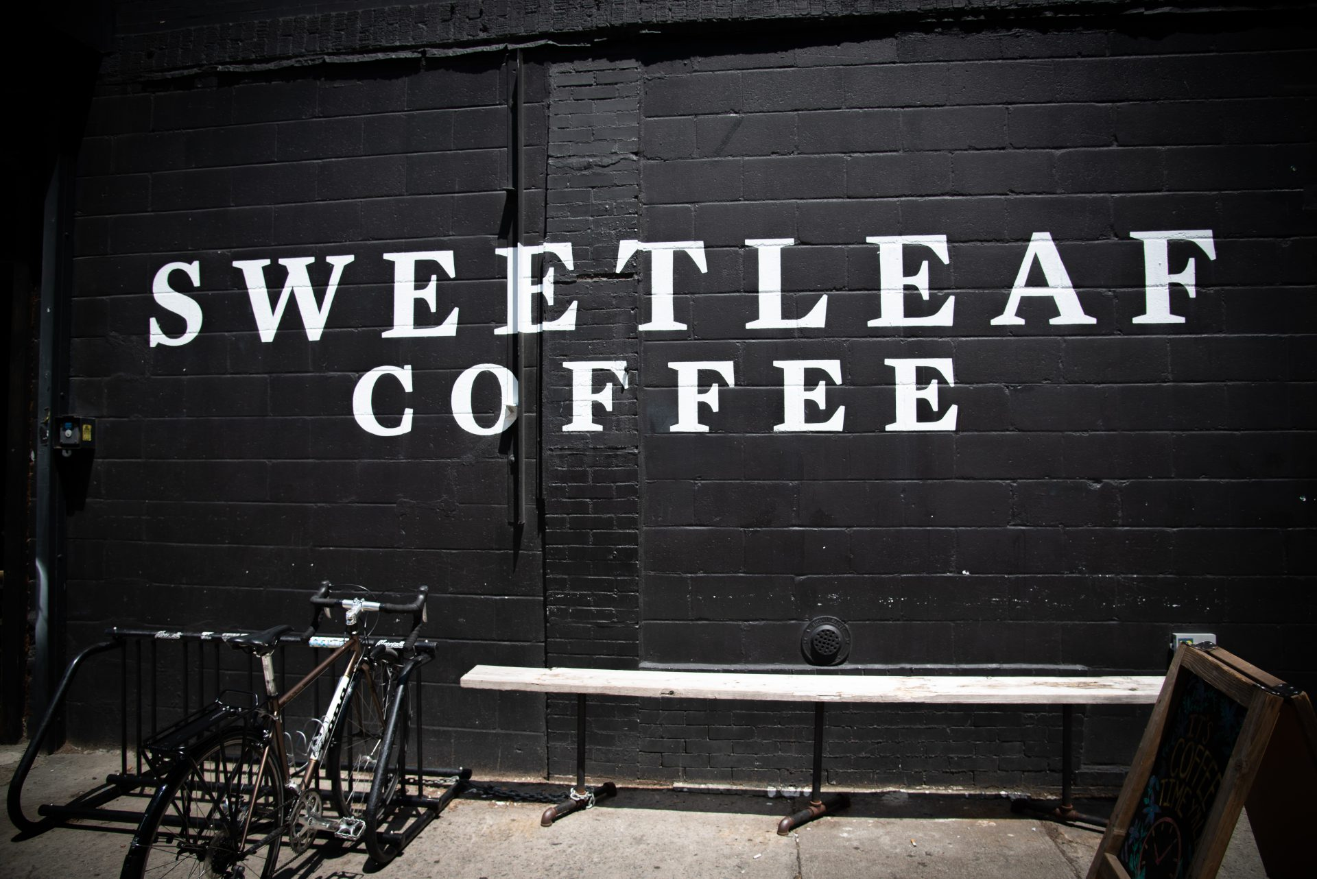 Sweetleaf Coffee in New York